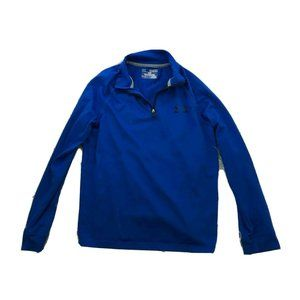 Under Armour Youth Boys 1/4 Zip Size M YMD M15
